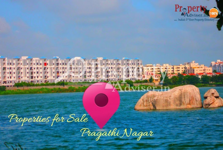 Apartments for Sale in Pragathi Nagar with Good Infrastructure