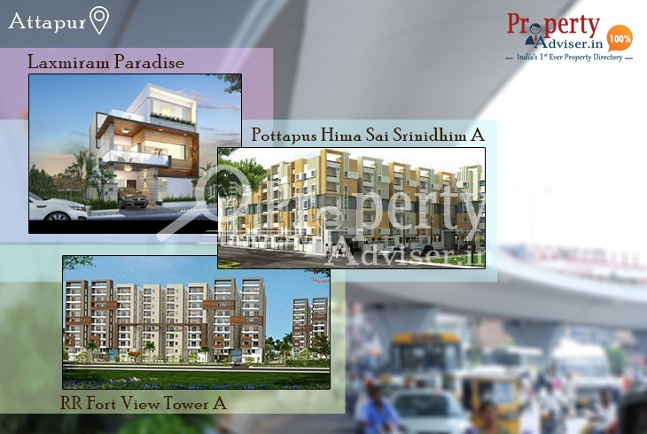 Buy a Home at Attapur with Excellent Amenities