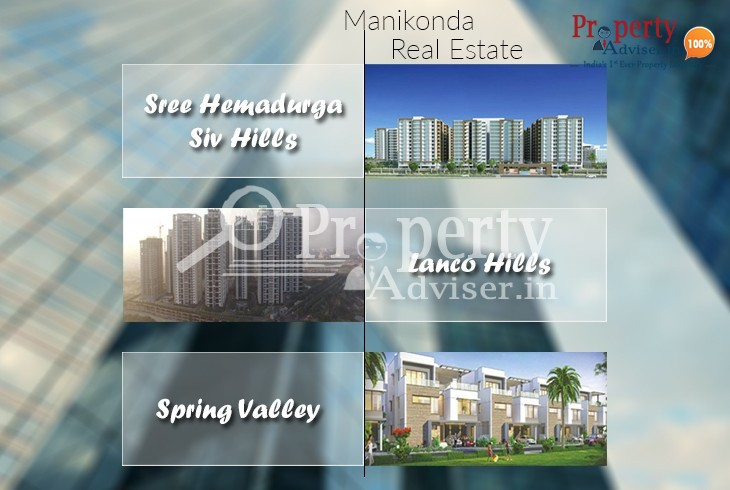 Buy a Home at Manikonda with its Latest Price Offers and Good Amenities