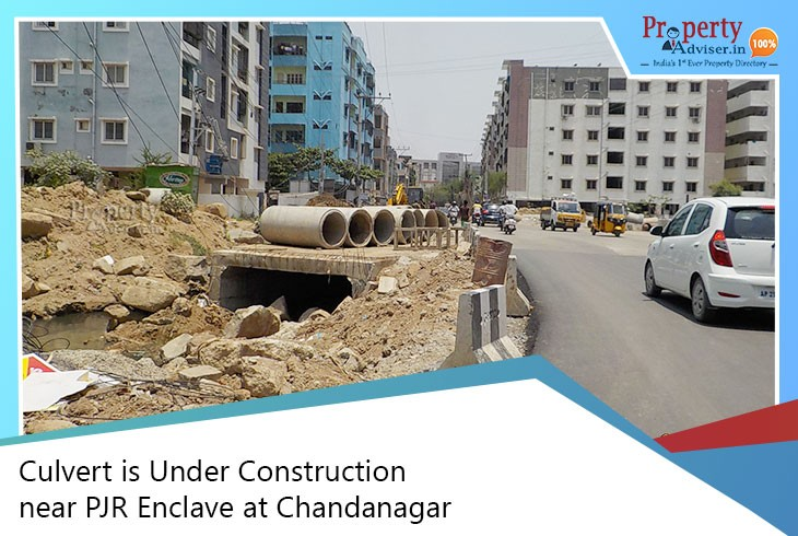 culvert-under-construction-near-pjr-enclave-at-chandanagar