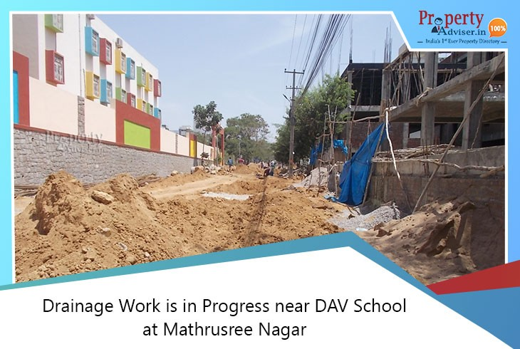 drainage-work-in-progress-near-dav-school-at-mathrusree-nagar