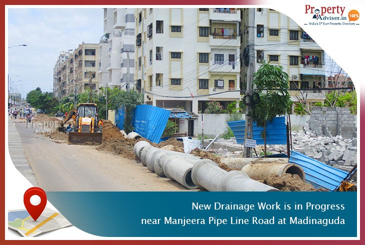 drainage-work-is-in-progress-near-manjeera-pipeline-road-at-madinaguda