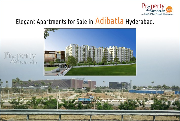 Elegant Apartments for Sale in Adibatla, Hyderabad