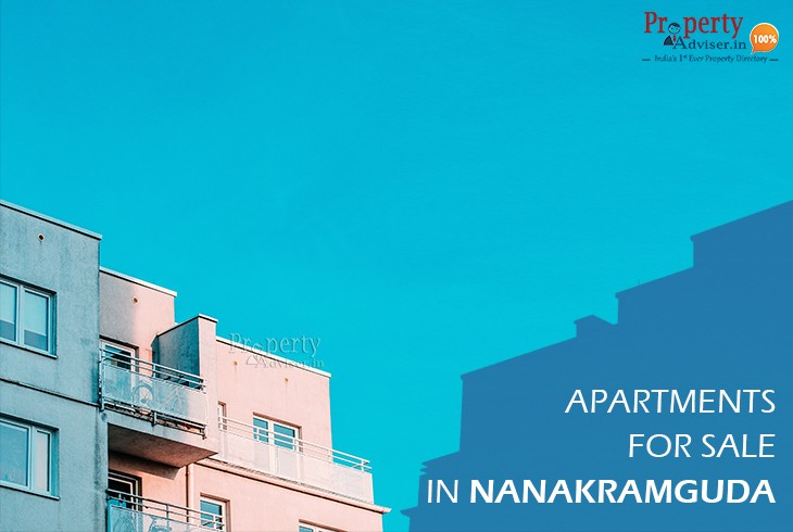Find Out Current Price Trends Of Apartments In Nanakramguda