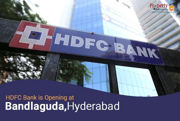 hdfc-bank-opening-branch-at-bandlaguda-hyderabad