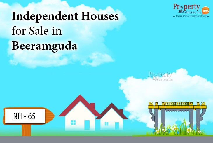Independent Houses for Sale in Beeramguda with Comfortable Neighbourhood