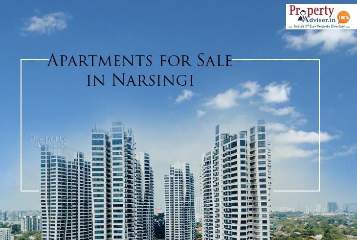 Latest Price Trends of Flats for Sale in Narsingi