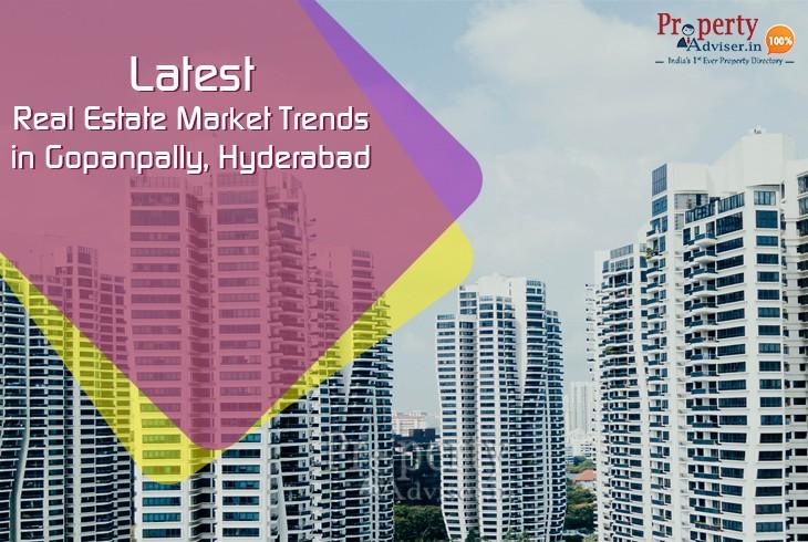 Latest Real Estate Market Trends In Gopanpally, Hyderabad
