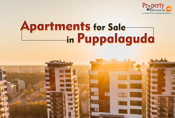 Luxurious Apartments For Sale In Puppalaguda, Hyderabad
