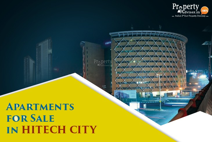 Luxurious Apartments for Sale in Hitec City with Excellent Facilities