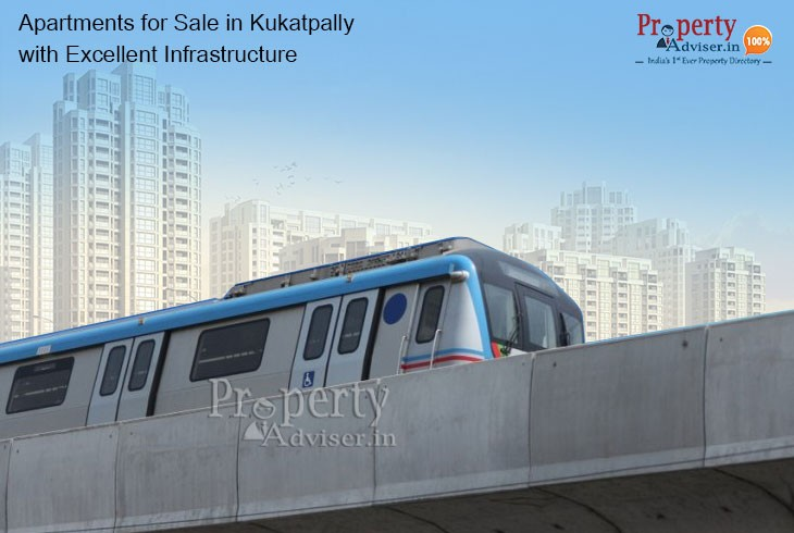 Affordable Luxurious Apartments for Sale in Kukatpally