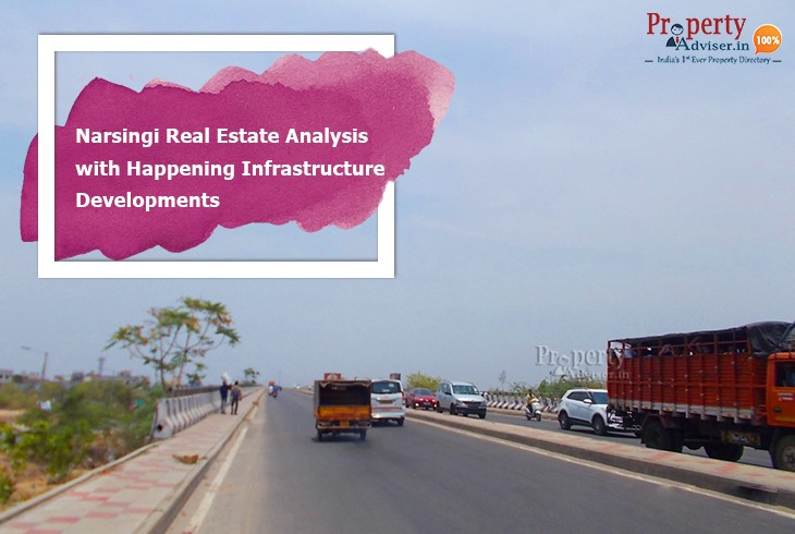 Narsingi Real Estate Analysis with Happening Infrastructure Developments