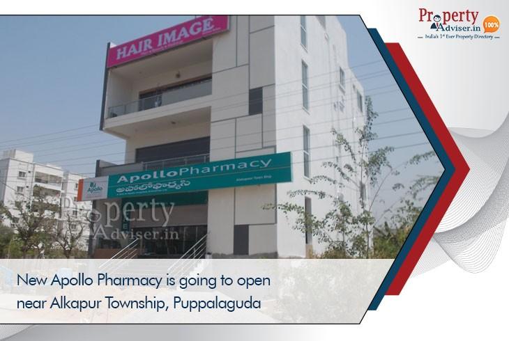 new-apollo-pharmacy-to-open-near-alkapur-township-puppalaguda