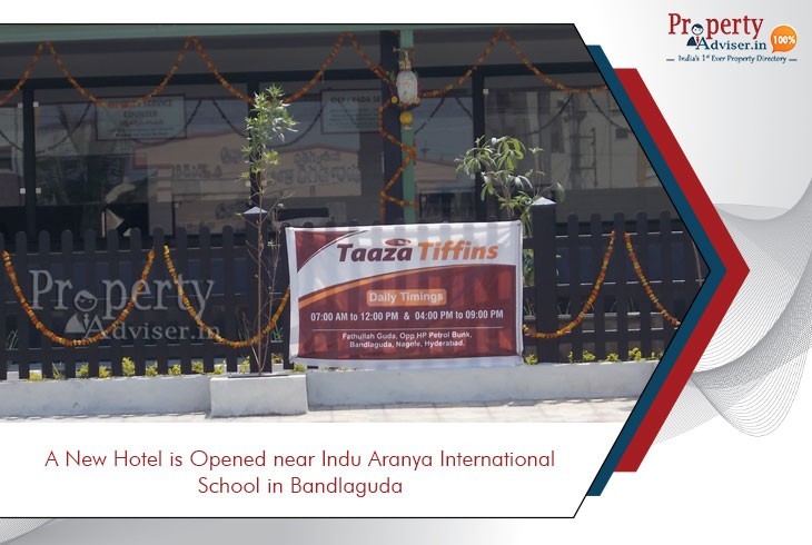 new-hotel-opened-near-indu-aranya-school-in-bandlaguda