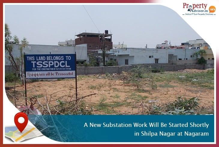 new-substation-work-will-be-started-shortly-in-shilpa-nagar-at-nagaram