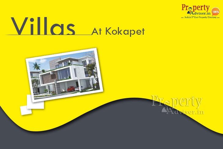 Premier Villas for Sale in Kokapet, Hyderabad