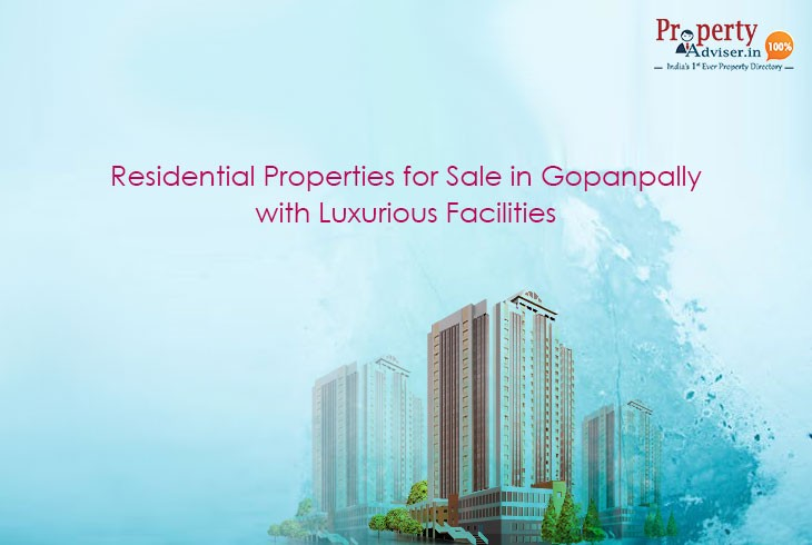 Residential Properties For Sale Gopanpally