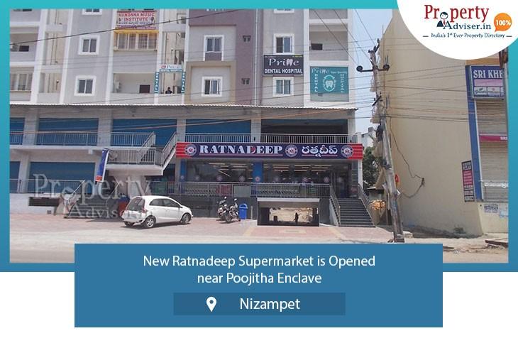 ratnadeep-supermarket-opened-near-poojitha-enclave-nizampet