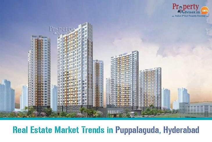 Real Estate Market Trends In Puppalaguda, Hyderabad