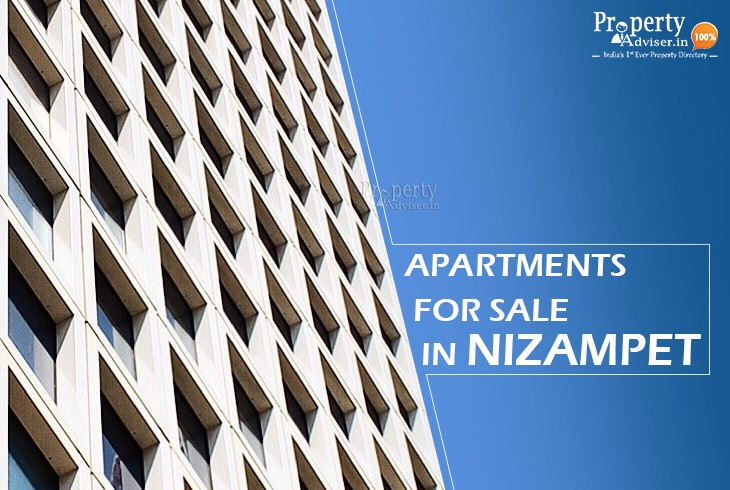 Spacious and Affordable Apartments for Sale in Nizampet