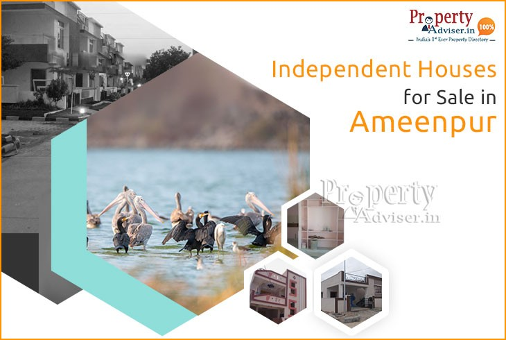 Spacious Independent Houses for Sale In Ameenpur