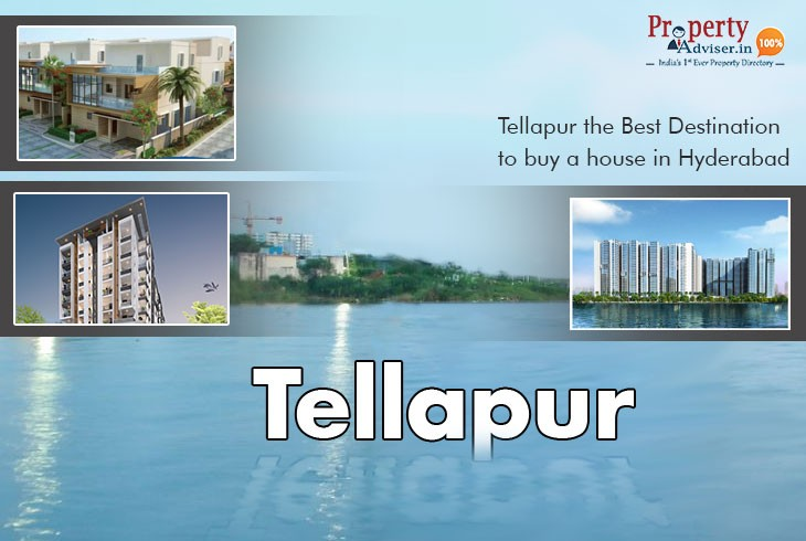 Why Tellapur is the best destination to buy a property