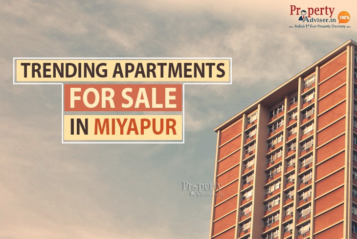 Top Trending Apartments for Sale in Miyapur near Metro