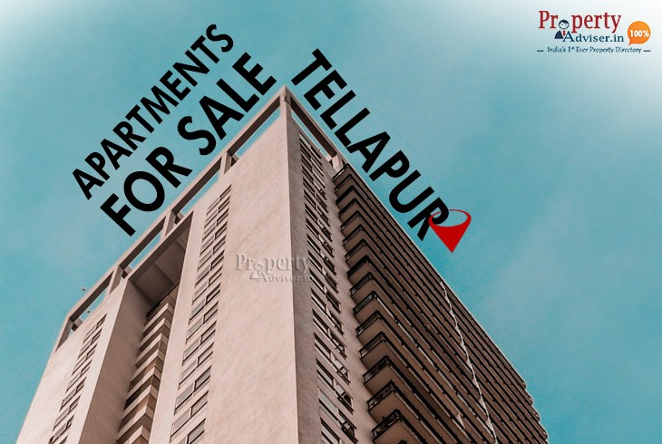 Top Trending Apartments for Sale in Tellapur