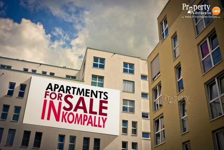 Trending Apartments For Sale In Kompally Hyderabad