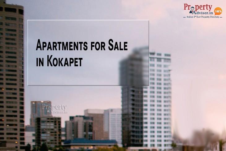 Trending Apartments in Kokapet at Affordable Rates