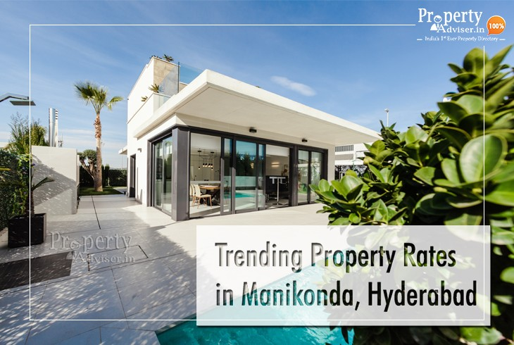 Trending Property Rates in Manikonda, Hyderabad