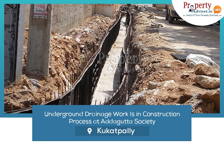underground-drainage-work-construction-process-at-addagutta-kukatpally