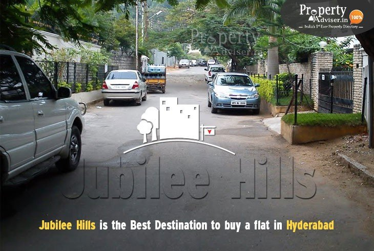 Why Jubilee Hills is the Best Destination to buy a flat in Hyderabad