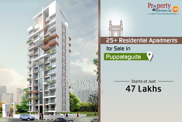 Why Puppalaguda is the Best Destination to buy a flat in Hyderabad?