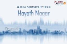 Spacious Apartments for Sale in Hayathnagar with Convenient Facilities