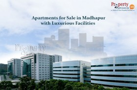 3 Bedroom Apartments for Sale in Madhapur for a Modern Urban Living