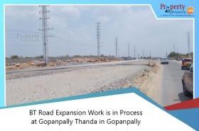 bt-road-expansion-in-process-at-gopanpally-thanda-in-gopanpally