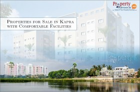 Affordable properties for sale in Kapra
