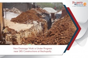 new-drainage-work-is-under-progress-near-srs-constructions-at-bachupally