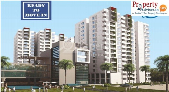 Buy Residential Apartments For Sale In Hyderabad - Ramky One Kosmos