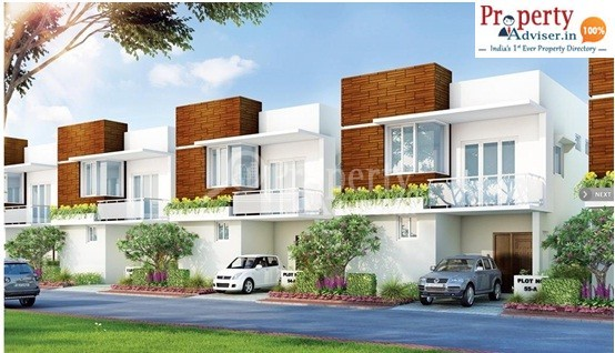 Buy Residential Villas For Sale In Hyderabad At Bachupally APR Pranav Anitilia