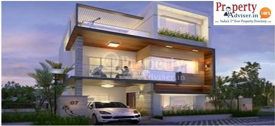 Buy Residential Villas For Sale In Hyderabad - Laxmiram Paradise In Attapur