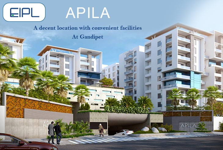 2BHK Flats for Sale at Apila Gandipet