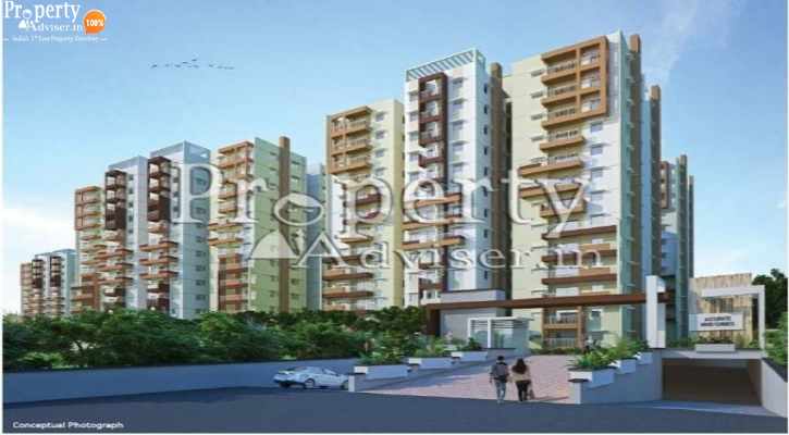 Accurate Wind Chimes Block A&B in Narsingi updated on 24-Aug-2019 with current status