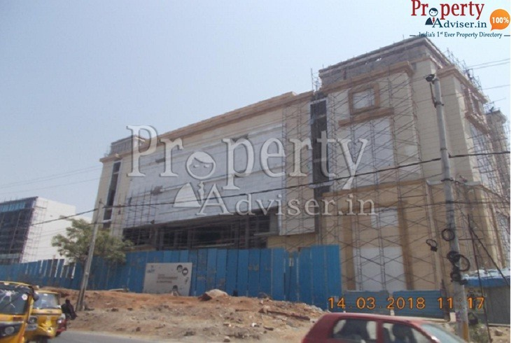 ADT Shopping mall Opening Shortly at Gachibowli near Residential projects