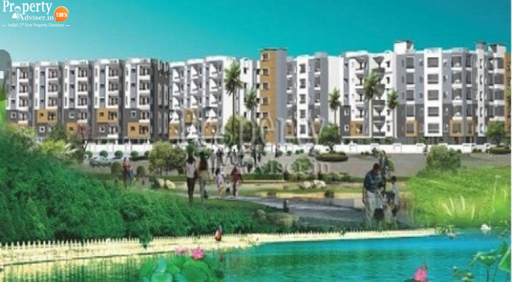 Akash Lake View Block C in Madinaguda updated on 02-May-2019 with current status