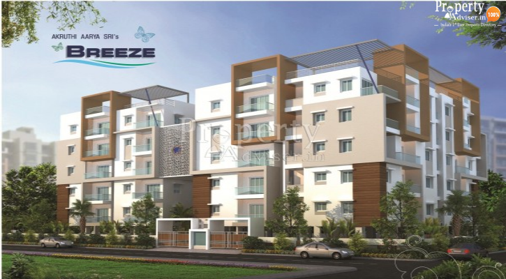 Akruthi Aaryasri Breeze Apartment Got a New update on 08-Aug-2019