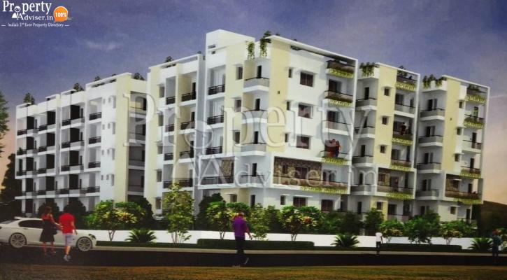 Amrutha Grand Apartment for sale in Manikonda - 2817