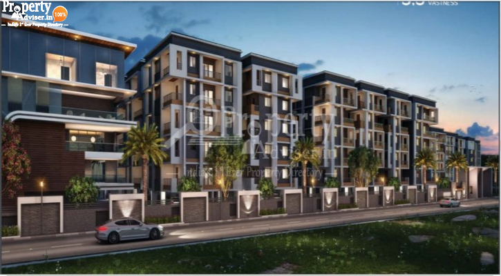 Amulya Heights - A in Kushaiguda updated on 13-May-2019 with current status