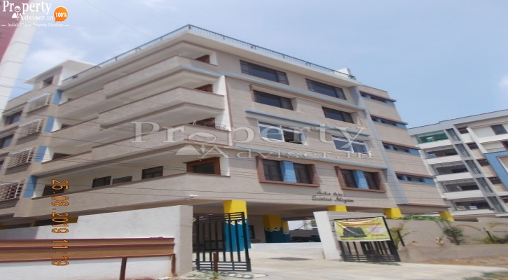 Andhra Infra - Lakshmi Nilayam Apartment Got a New update on 28-May-2019